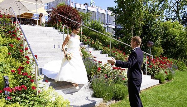 Hochzeitsfeier in Donauwörth im Parkhotel
