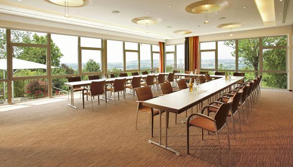 Seminarhotel Donauwörth - Parkhotel: Raum Panorama 1