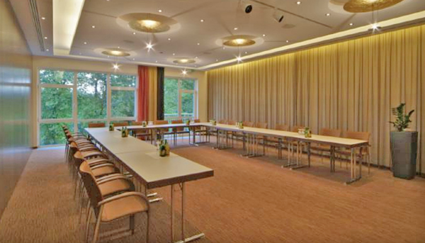 Seminarhotel Donauwörth - Parkhotel: Raum Panorama 2
